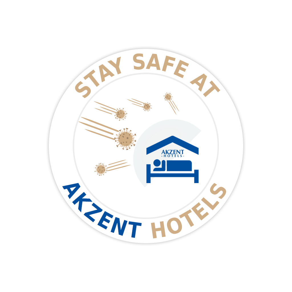stay safe at akzent hotels