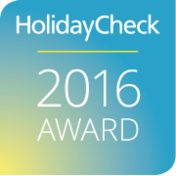Gewinner - HolidayCheck Awards 2016