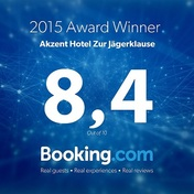 Booking Guest Review Award 2015