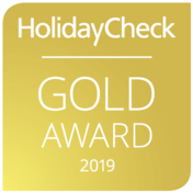 Holiday Check Gold-Award 2019