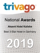 National Trivago Award 2019