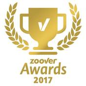 Zoover Award Winner 2017 Gold