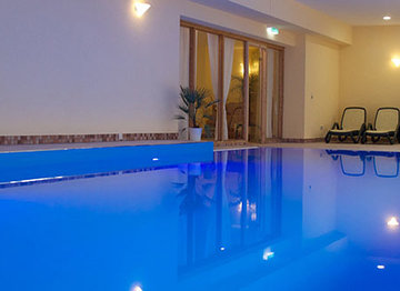 Unser Indoor-Pool