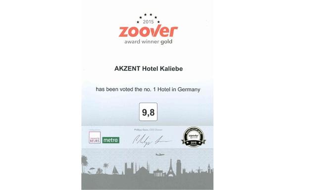 Kaliebe Akzent Hotel Restaurant