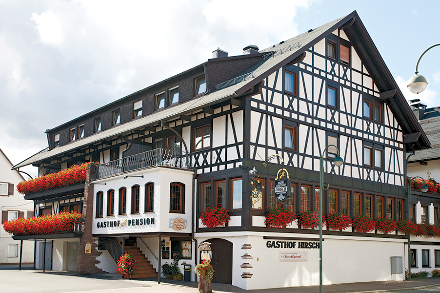 Akzent Hotel Hirsch Arrangements