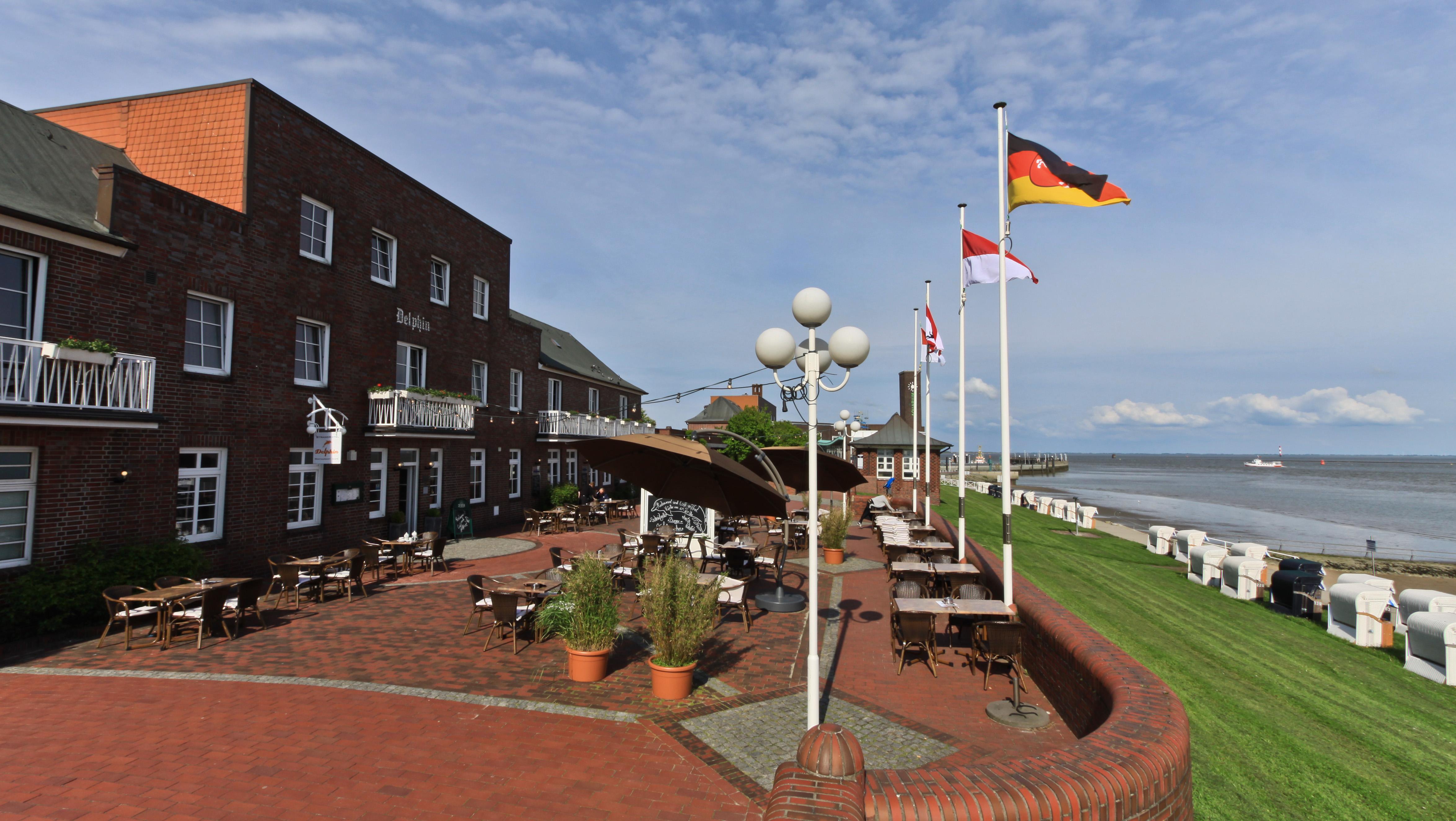 Akzent Strandhotels Seestern Amp Delphin Willkommen